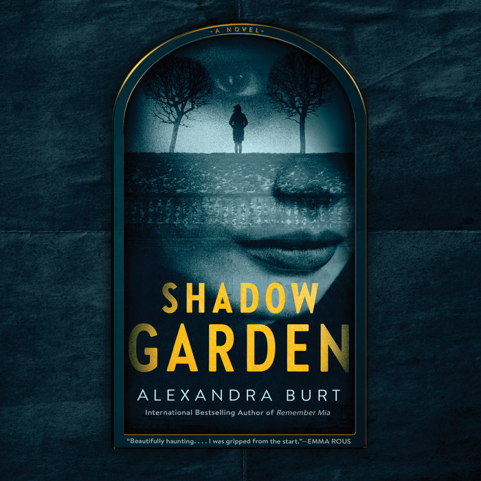 Shadow Garden Cover