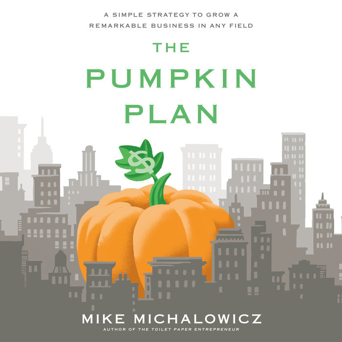 The Pumpkin Plan Cover