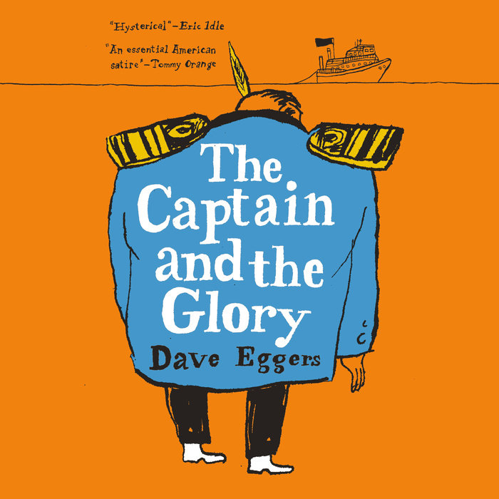 The Captain and the Glory Cover