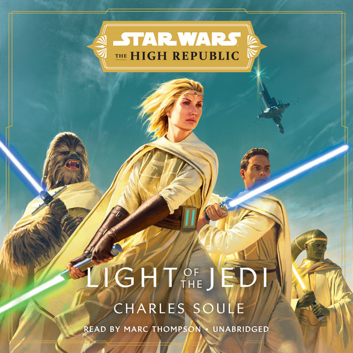 Star Wars: Light of the Jedi (The High Republic) Cover