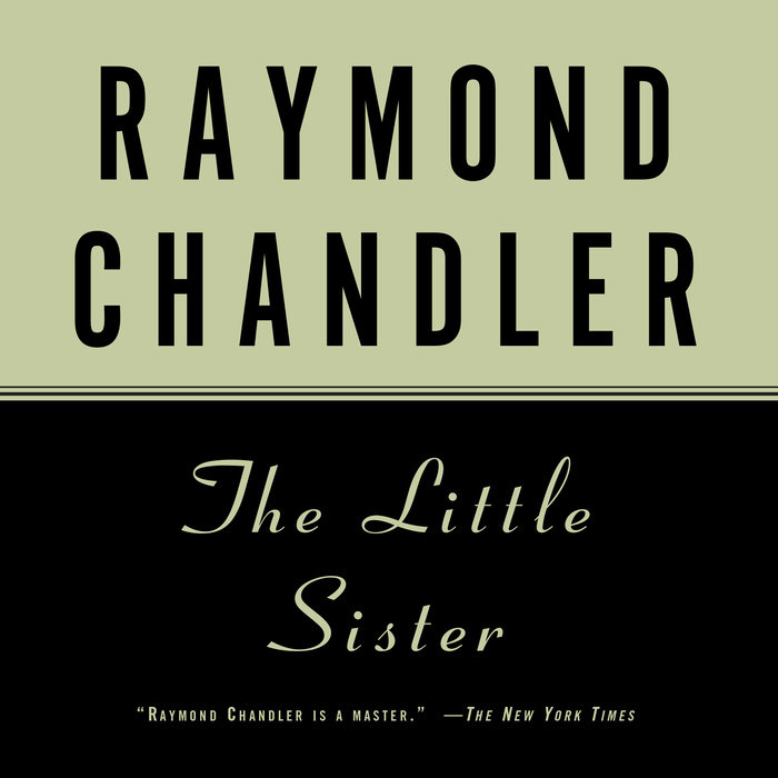 The Little Sister Cover