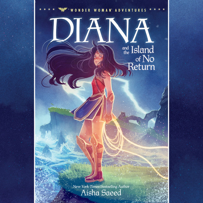 Diana and the Island of No Return Cover