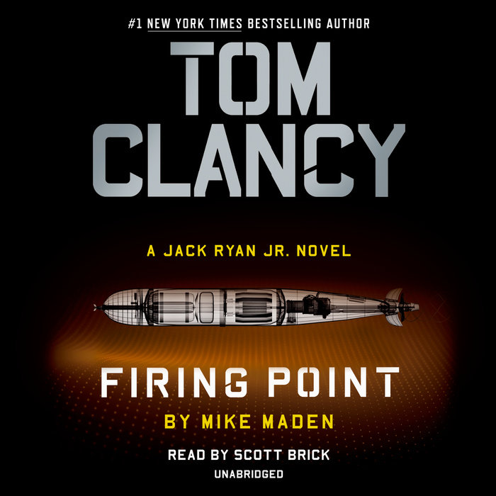 Tom Clancy Firing Point Cover