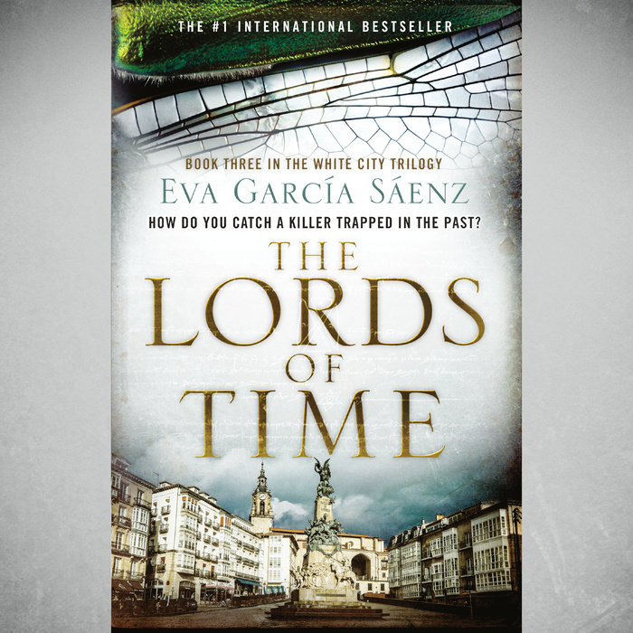 The Lords of Time Cover