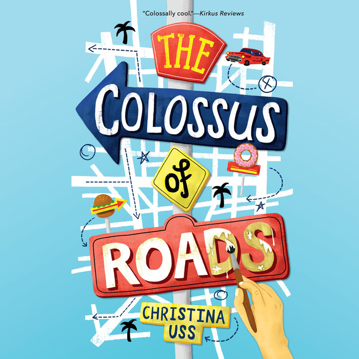The Colossus of Roads Cover
