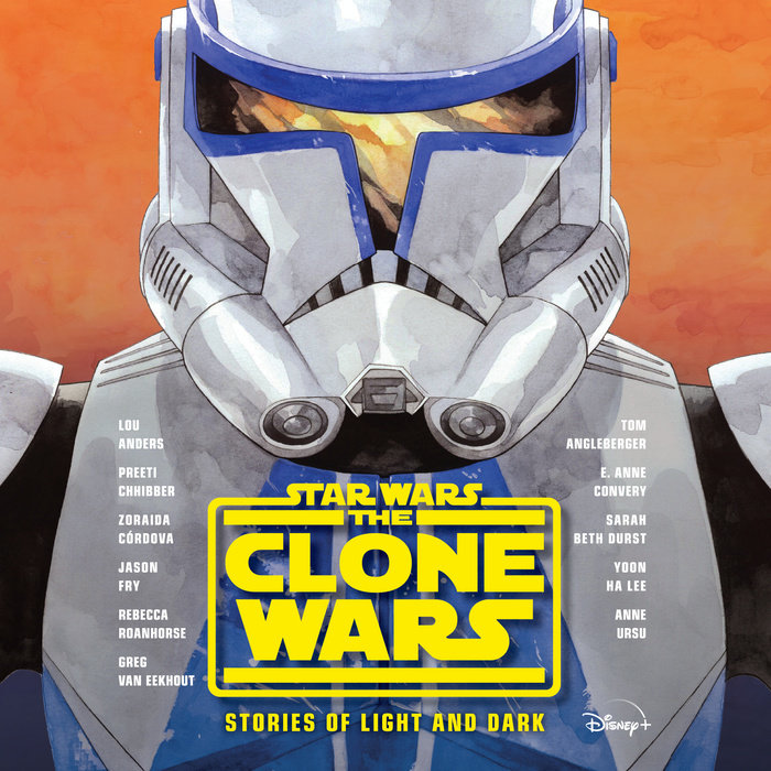 Star Wars The Clone Wars: Stories of Light and Dark Cover