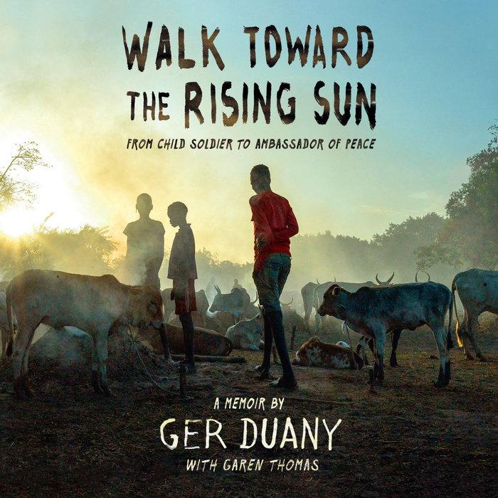 Walk Toward the Rising Sun Cover