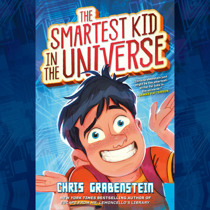 The Smartest Kid in the Universe Cover