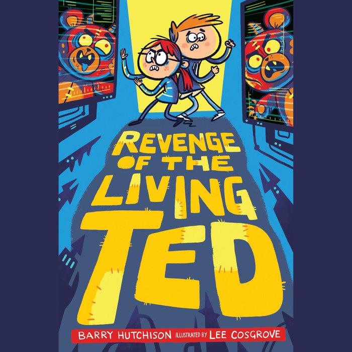 Revenge of the Living Ted Cover
