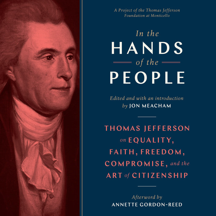 In the Hands of the People Cover