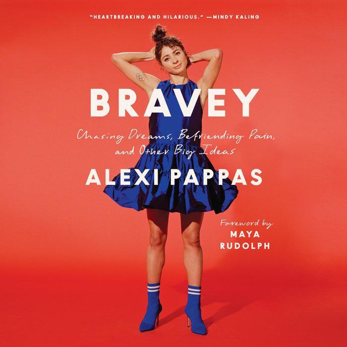Bravey Cover