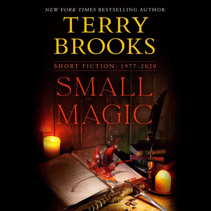 Small Magic Cover