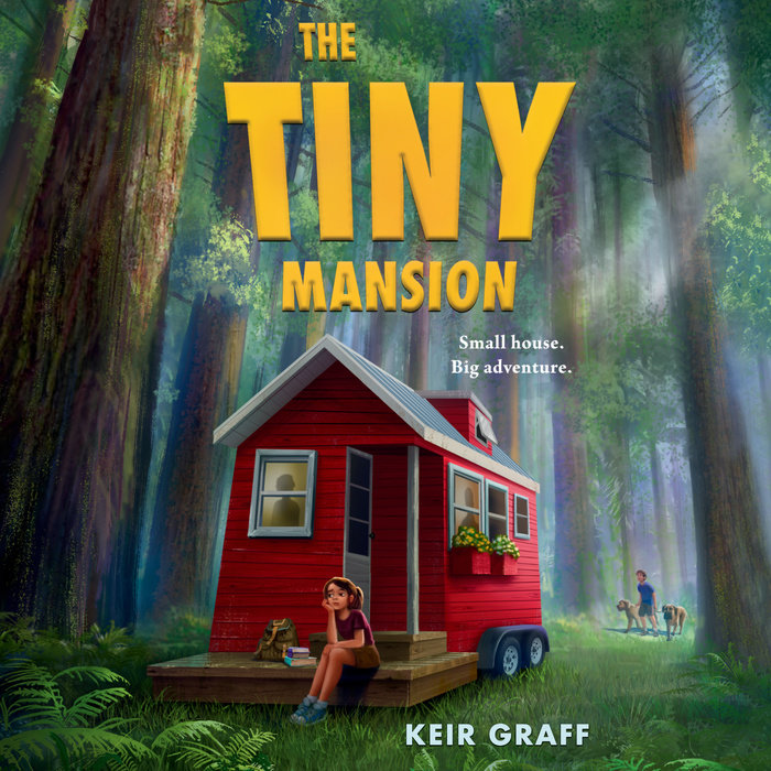 The Tiny Mansion Cover