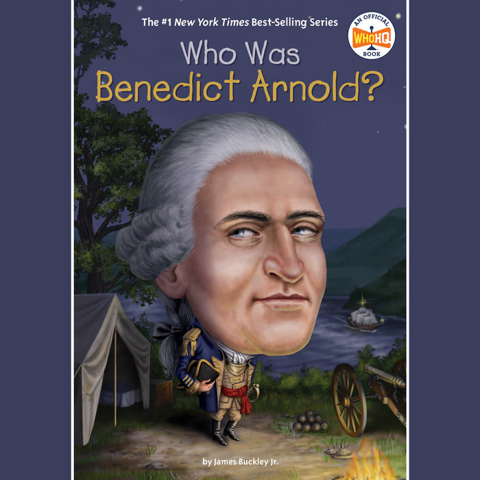 Who Was Benedict Arnold? Cover