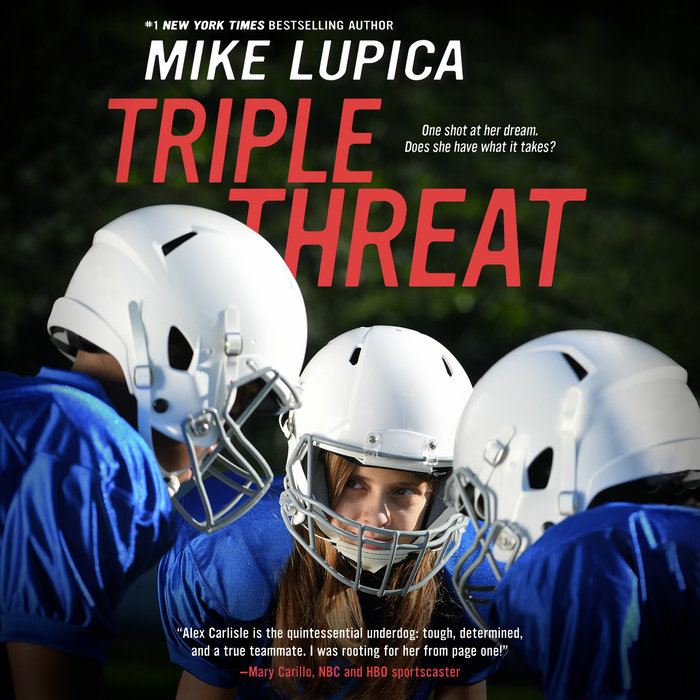 Triple Threat Cover