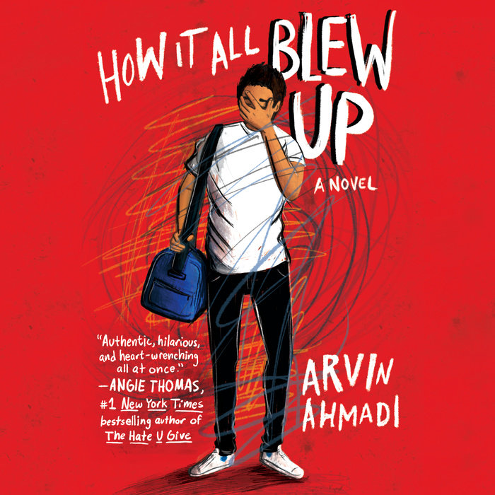 How It All Blew Up Cover