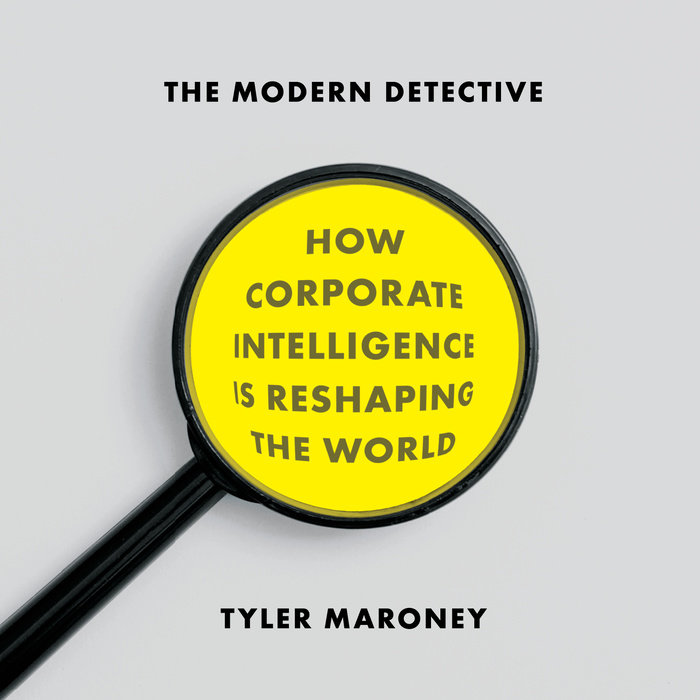 The Modern Detective Cover