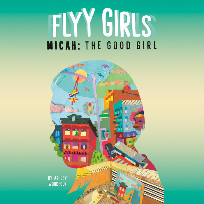 Micah: The Good Girl #2 Cover