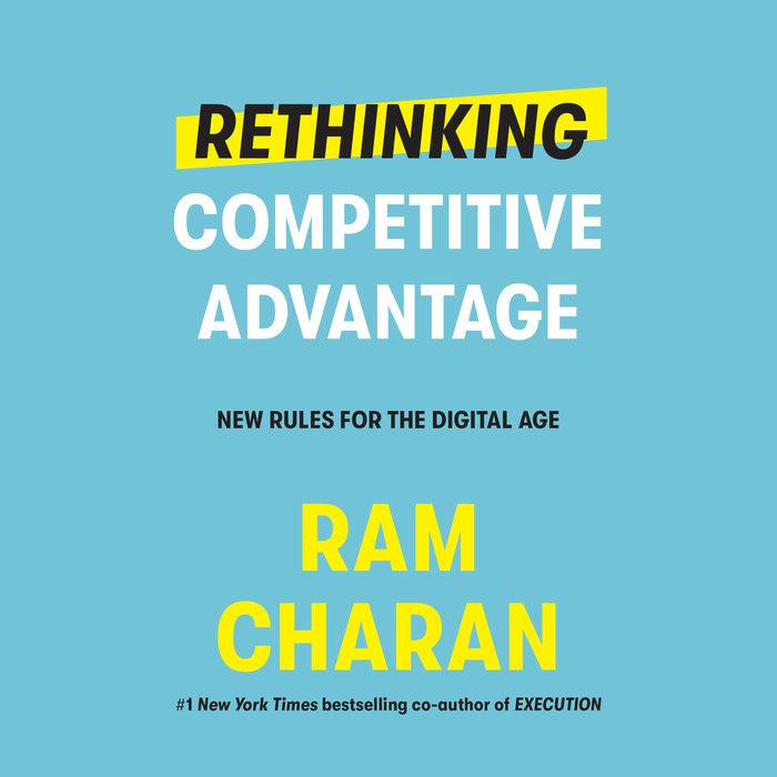 Rethinking Competitive Advantage Cover