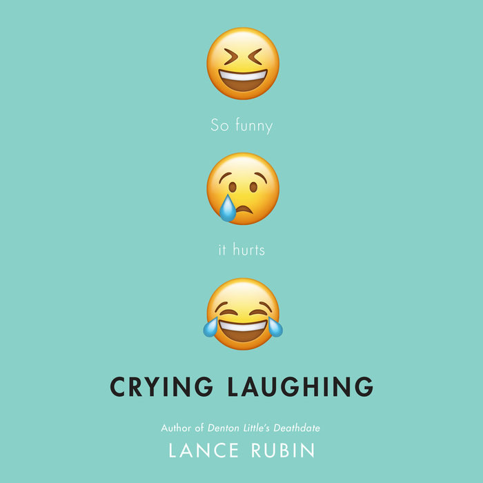 Crying Laughing Cover