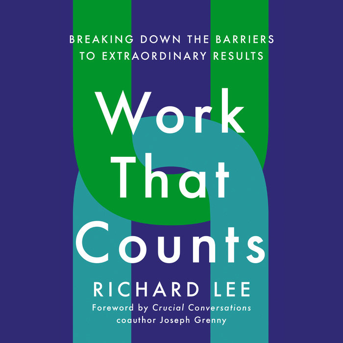 Work That Counts Cover