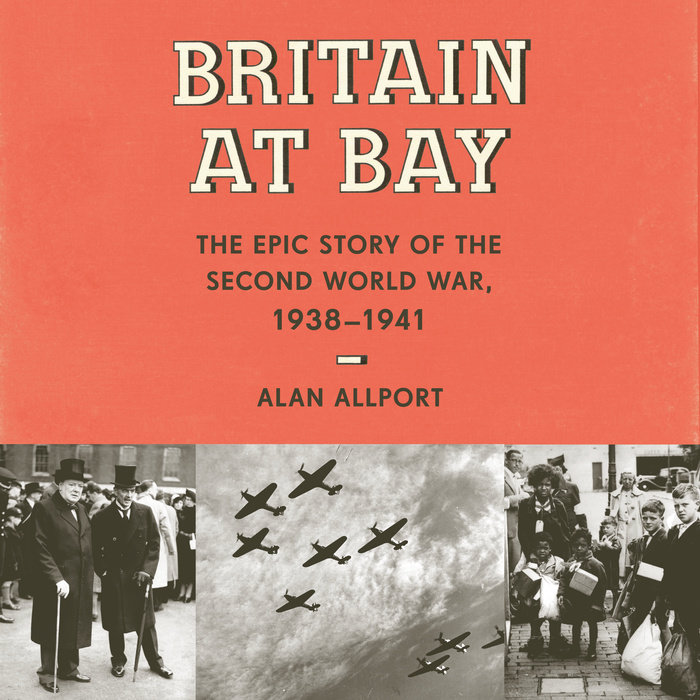 Britain at Bay Cover