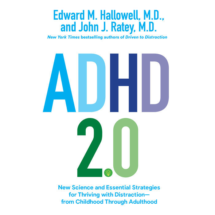 ADHD 2.0 Cover