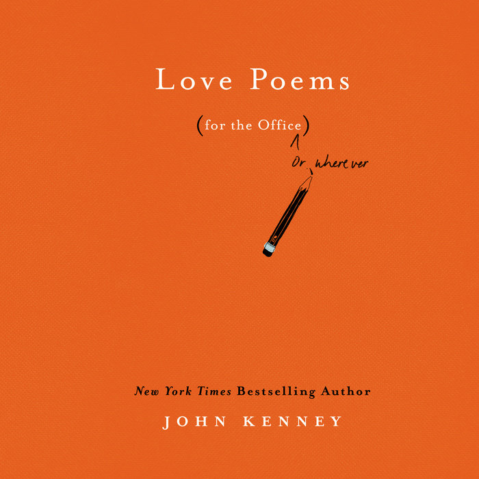 Love Poems for the Office Cover