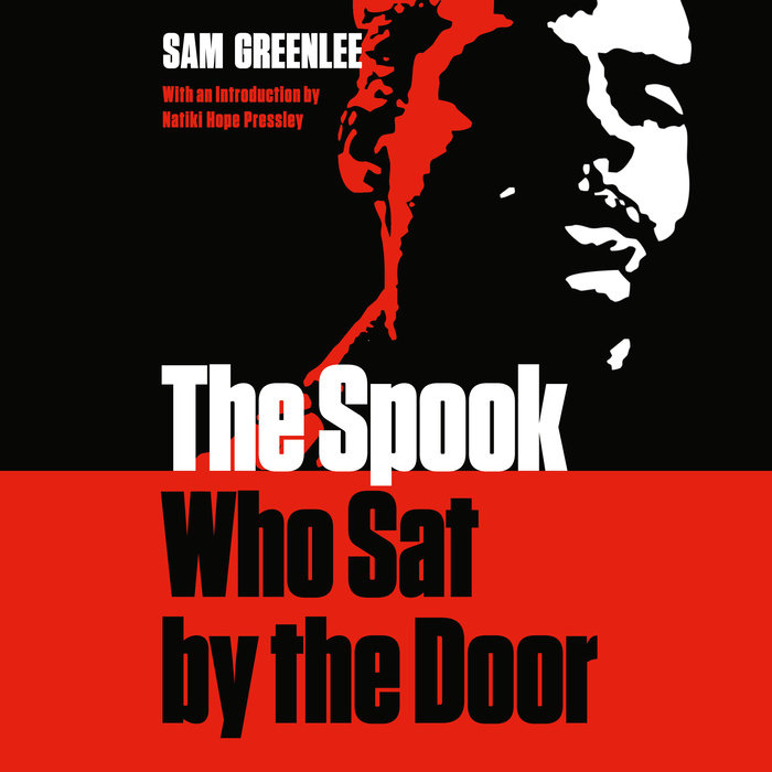 The Spook who Sat by the Door Cover
