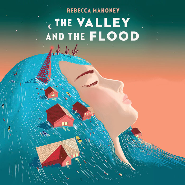 The Valley and the Flood Cover