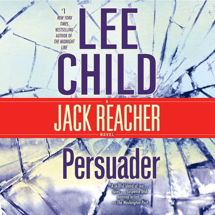 Persuader Cover