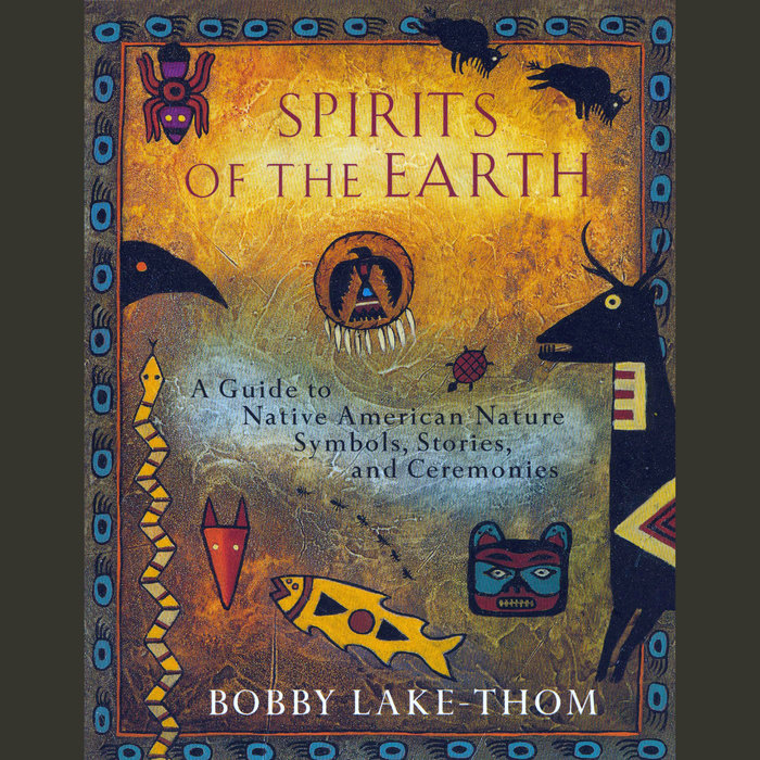Spirits of the Earth Cover