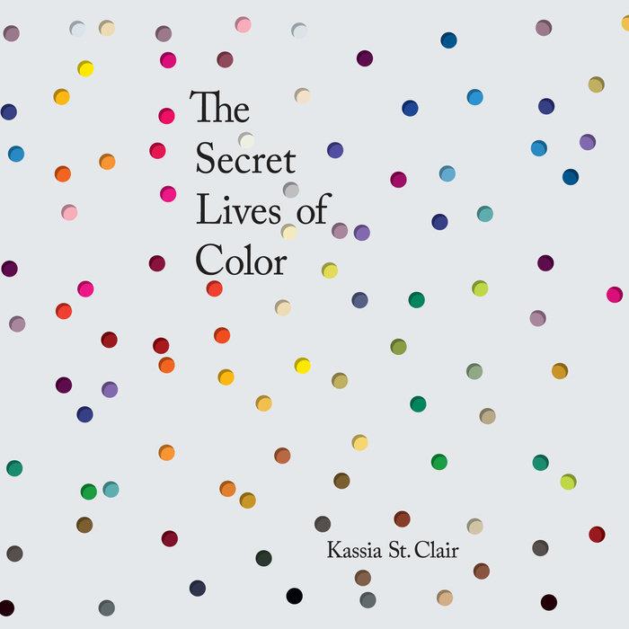 The Secret Lives of Color Cover
