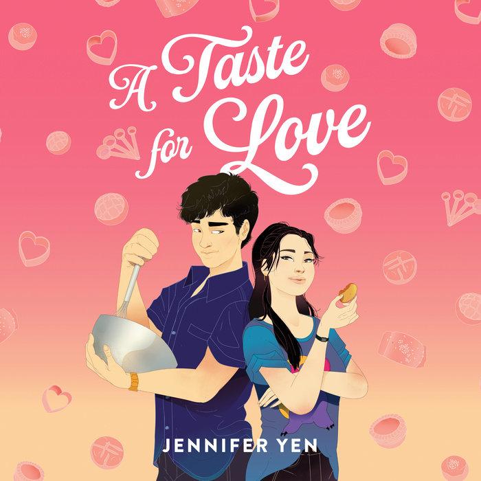 A Taste for Love Cover