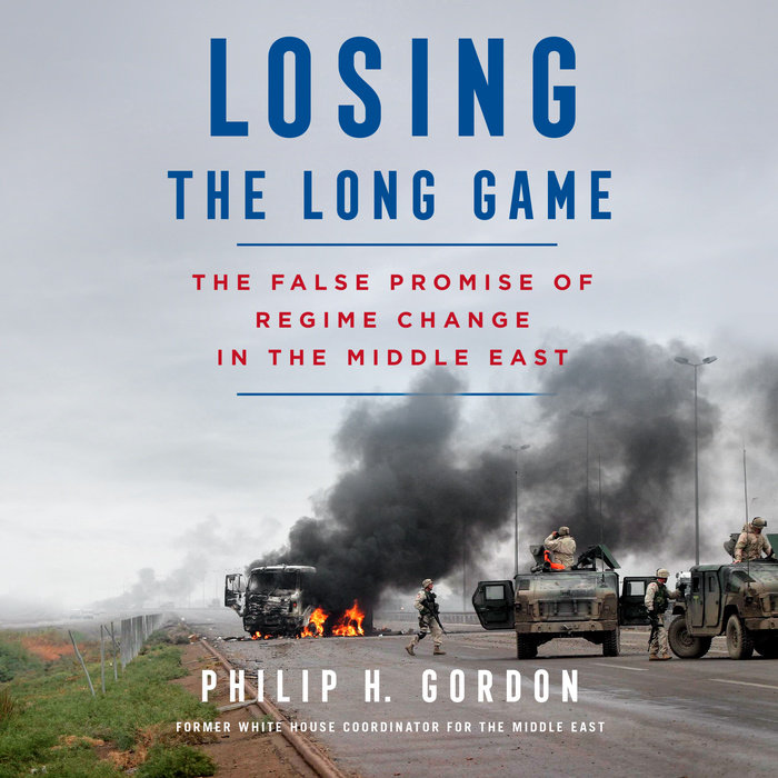 Losing the Long Game Cover