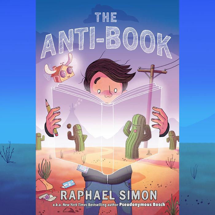 The Anti-Book Cover