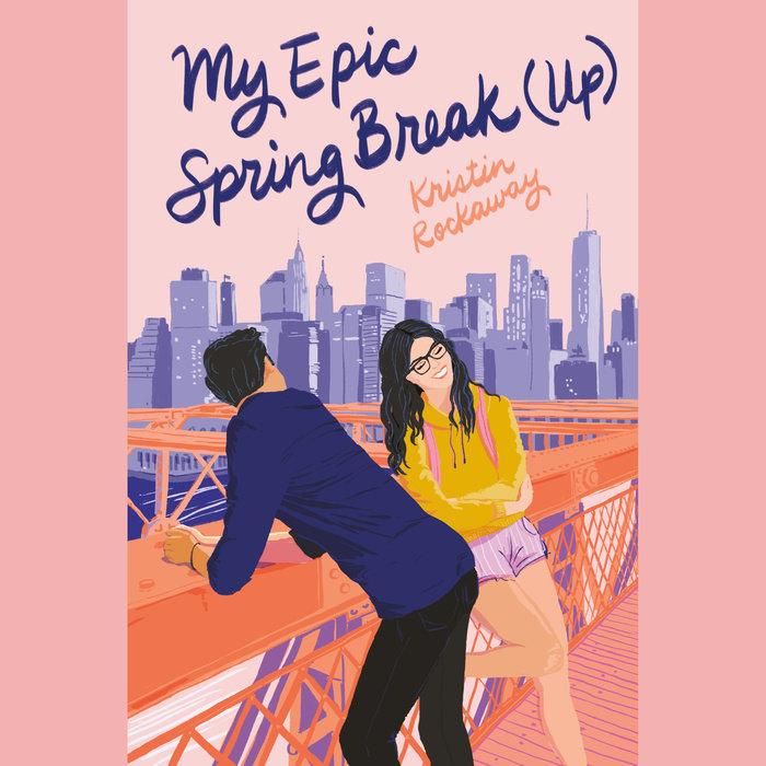 My Epic Spring Break (Up) Cover