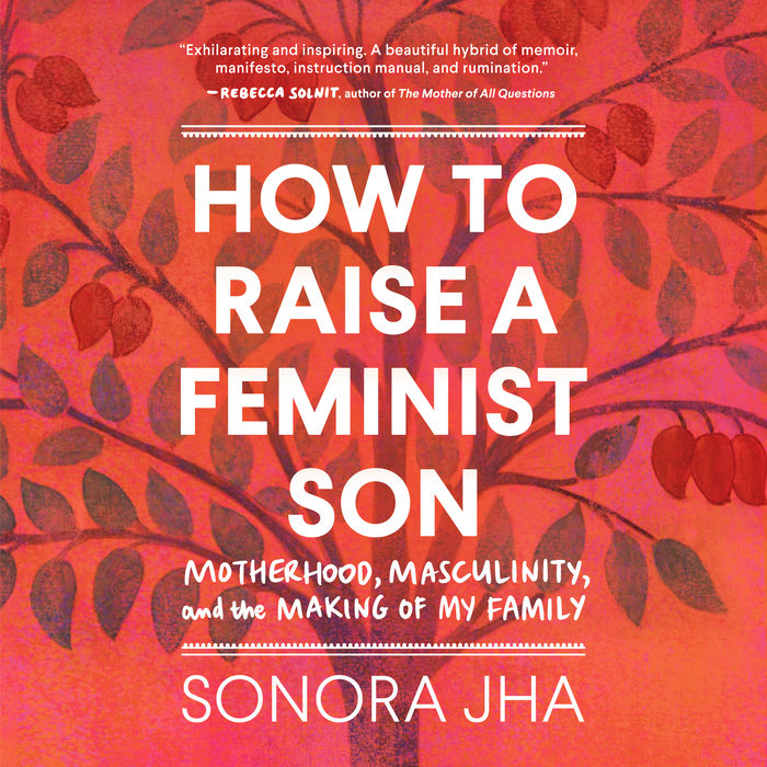 How to Raise a Feminist Son Cover