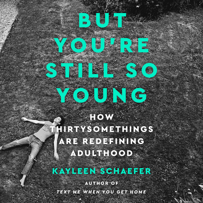 But You're Still So Young Cover
