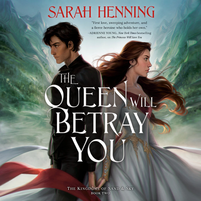 The Queen Will Betray You Cover