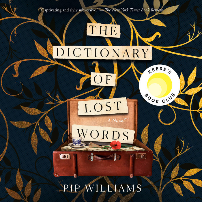 The Dictionary of Lost Words Cover