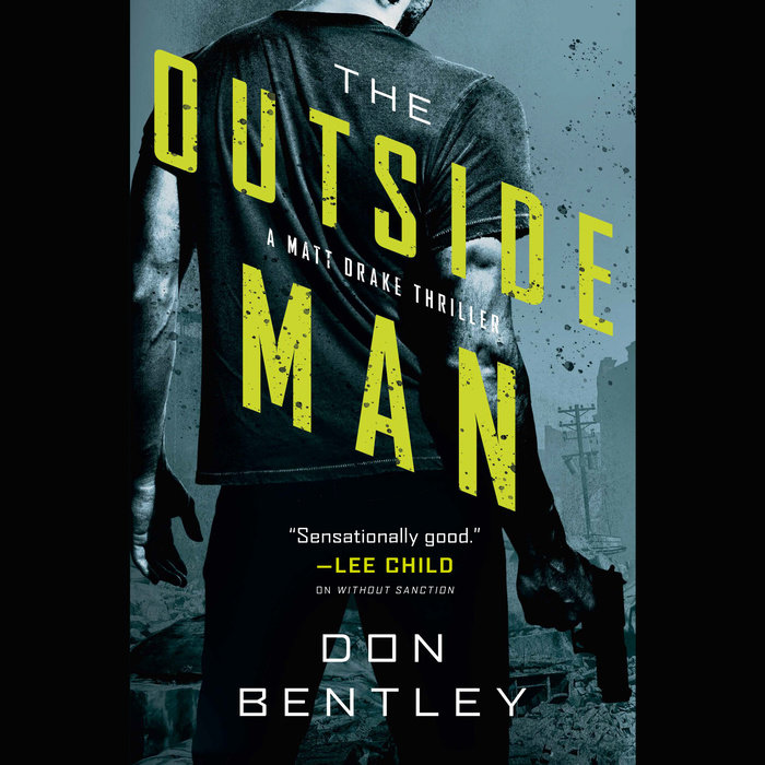 The Outside Man Cover