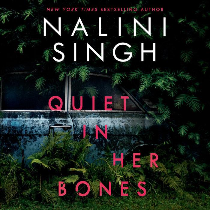 Quiet in Her Bones Cover