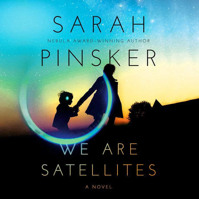 We Are Satellites Cover