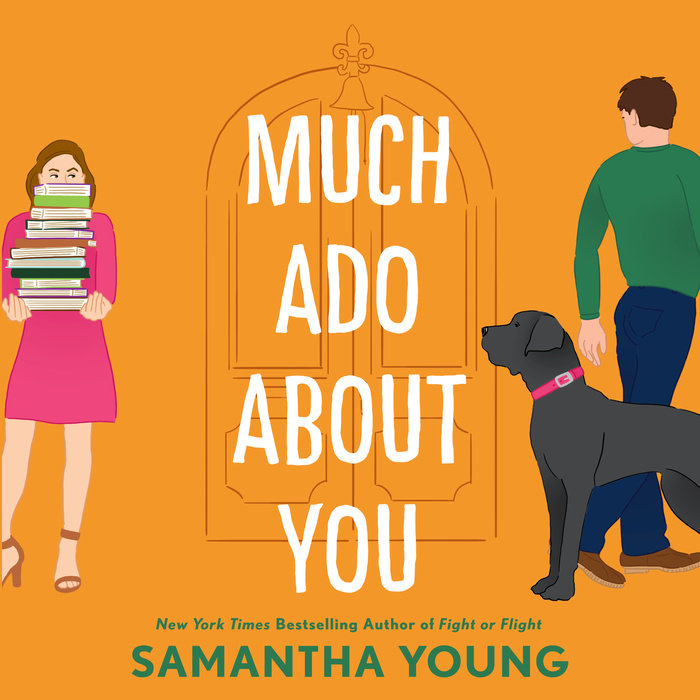 Much Ado About You Cover