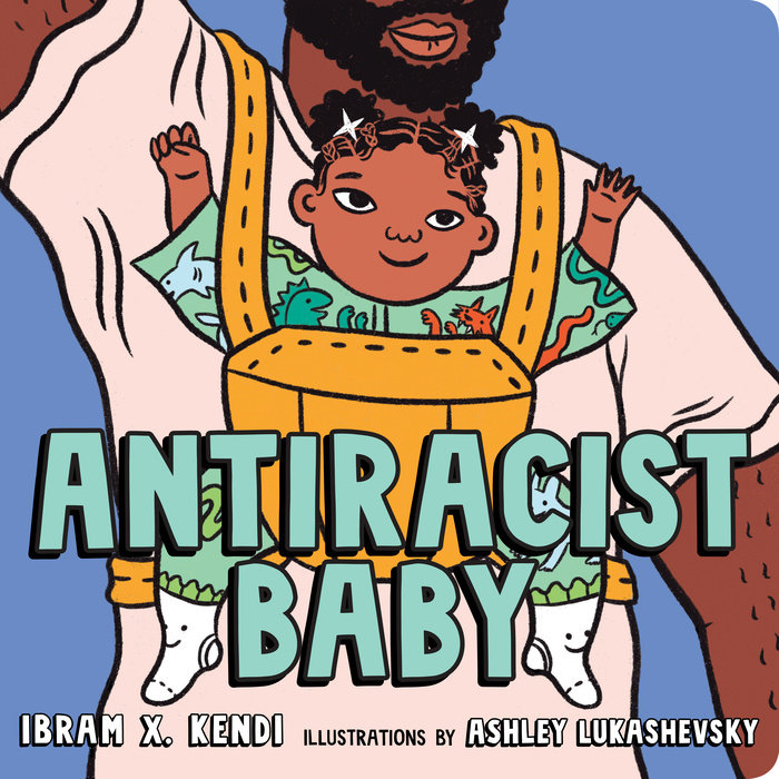 Antiracist Baby Cover