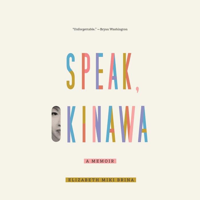 Speak, Okinawa Cover