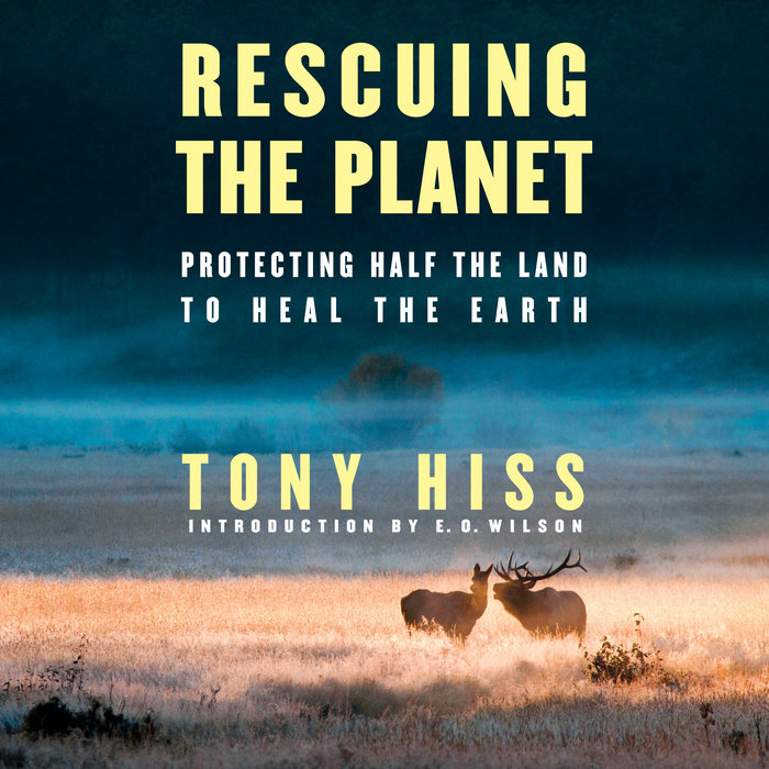 Rescuing the Planet Cover
