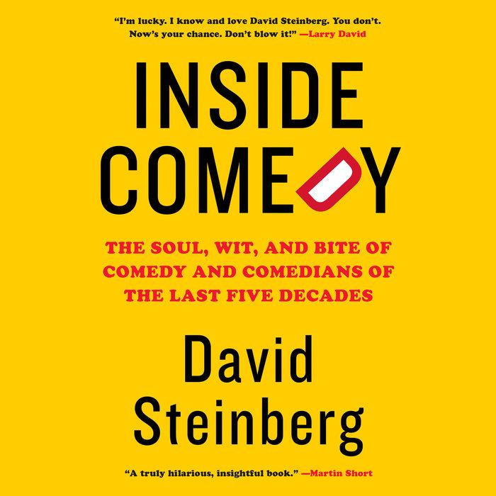 Inside Comedy Cover