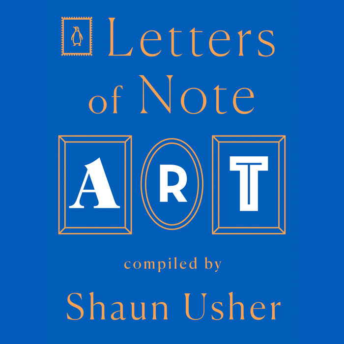 Letters of Note: Art Cover